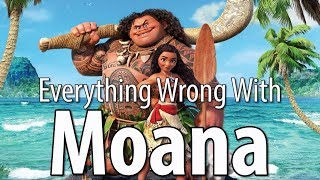 Download Everything Wrong With Moana In 15 Minutes Or Less Video