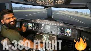 Download FLYING EMIRATES A-380 IN DUBAI MALL 🔥🔥🔥 Video