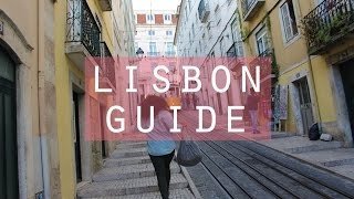 Download LISBON CITY GUIDE Video