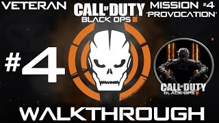 Download Call Of Duty Black Ops 3 - Veteran Walkthrough - Mission #4 ″Provocation″ | CenterStrain01 Video