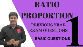 Download Ratio and Proportion #1 (Bank/SSC/Railway.. Exam) Video
