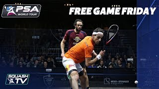 Download RIDICULOUS QUALITY SQUASH GAME - ElShorbagy v Ashour - Free Game Friday Video