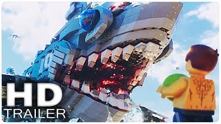 Download THE LEGO NINJAGO MOVIE Trailer (2017) Video