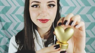 Download [ASMR] Soft Whispering & Gentle Tapping Session Video