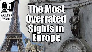 Download The Most Overrated Things about Traveling Europe Video