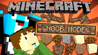 Download If a NOOB MODE was Added - Minecraft Video