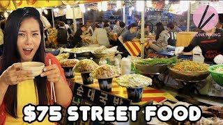 Download Korean Street Food Night Market! Video