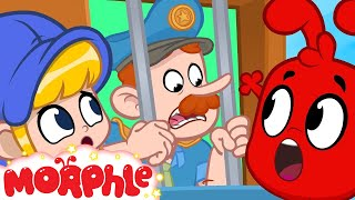 Download Police Go JAIL!- My Magic Pet Morphle | Cartoons For Kids | Morphle TV | BRAND NEW Video