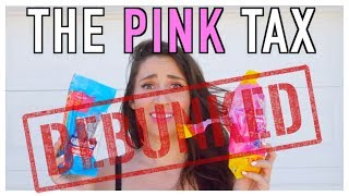 Download The ″Pink Tax″ DEBUNKED Video