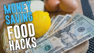Download 8 Money-Saving Food Hacks You Need To Try Video
