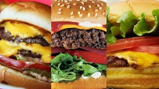 Download Top 10 Fast Food Hamburgers Video