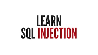 Download PHP Security: Understanding SQL Injection Video