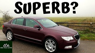 Download Should You Buy A Used SKODA SUPERB? (Quick Test Drive and Review) Video