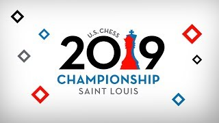Download 2019 U.S. Chess Championships: Round 3 Video