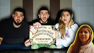 Download OUIJA BOARD IN HAUNTED HOUSE! *GHOST ACTIVITY ON CAMERA* Video