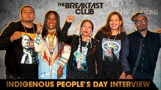 Download Native Americans Discuss Columbus Day and Issues Plaguing Their Tribes Video