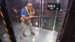 Download Jim Cantore vs. Category 5 Winds Video