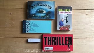 Download Halloween Flipbook Compilation (Collection by @TheFlippistLibrary on Instagram) Video