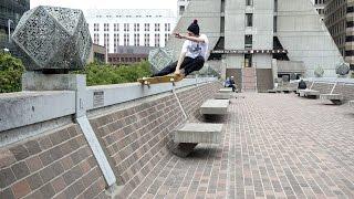 Download Rough Cut: Jarne Verbruggen's ″Never Skatebored″ Part Video