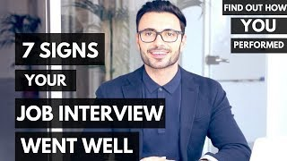 Download Signs Your Job Interview Went Well (Find Out How You Performed) Video