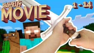 Download Realistic Minecraft - THE MOVIE (Episode 1 - 14) Video
