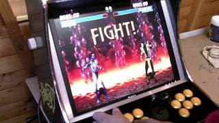 Download MAME 14in1 BARTOP Mini Arcade Machine VIDEO FULL Video
