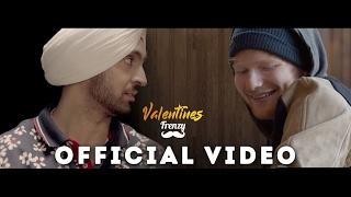 Download SHAPE OF YOU BHANGRA MIX | VALENTINES FRENZY (feat. Diljit Dosanjh & Ed Sheeran) | DJ FRENZY Video