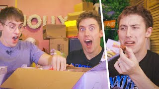 Download JOLLY MAIL TIME!! We get sent some CRAZY STUFF!!!! Video