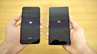 Download Xiaomi Mi6 vs Xiaomi Mi MIX - Speed Test! (4K) Video