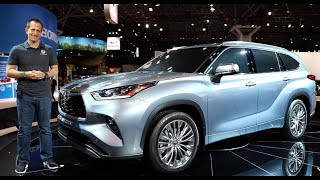 Download Is the ALL NEW 2020 Toyota Highlander SUV of the YEAR? Video