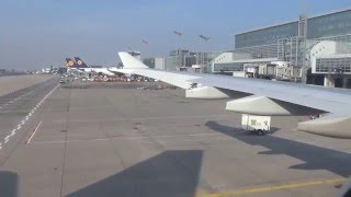 Download American Airlines A332 Pushback & Take off from Frankfurt Airport (FRA/EDDF) Video
