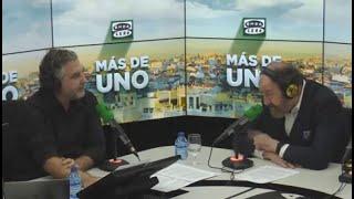Download José María Pou se emociona en su entrevista con Carlos Alsina: ″Nunca en la vida me había pasado″ Video