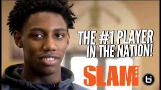 Download RJ Barrett: Gets Up Close & Personal w/ The #1 PLAYER IN THE NATION!!! Presented by SLAM Video