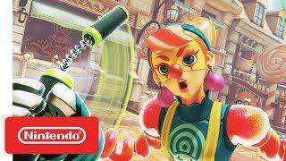 Download ARMS - Introducing Lola Pop - Nintendo Switch Video