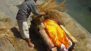 Download Ghats at Pashupathinath Temple, Kathmandu Video