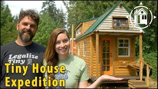 Download Nomadic DIY TINY HOUSE with an Inspiring Purpose Video