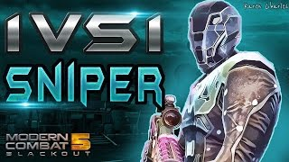 Download MODERN COMBAT 5: 1VS1 Sniper Video