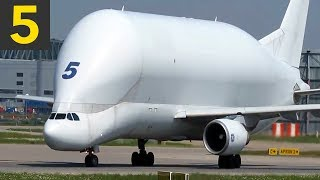 Download Top 5 Abnormally LARGE Planes you Wouldn't Believe can Fly Video