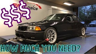 Download WHAT IT COST TO BUILD A DRIFT CAR? Video