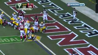 Download 2010 NFC Divisional Playoff: Packers at Falcons Video