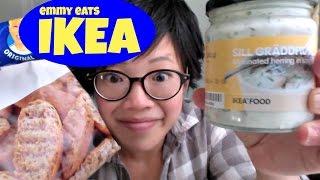 Download Emmy Eats IKEA - a Swedish food haul Video