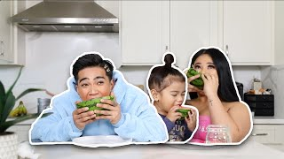 Download SPEED EATING CHALLENGE feat. My Sister and Cleo Video
