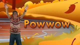 Download Powwow | Thanksgiving song | Fall Song | Native Americans | Jack Hartmann Video