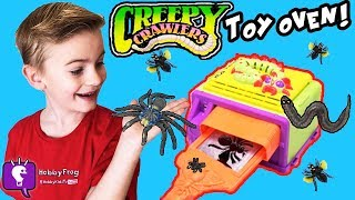 Download TOY CRAWLERS Maker Kit Review with HobbyKidsTV Video