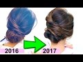 Download ★ TOP 3 ″EASY ELEGANT BUN″ HAIRSTYLES of 2017 💜 Romantic UPDO Hairstyles Video