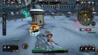 Download Skin Gameplay - Enyo Bellona (Smite 2017) (PS4) Video