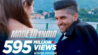 Download Guru Randhawa: MADE IN INDIA | Bhushan Kumar | DirectorGifty | Elnaaz Norouzi | Vee Video