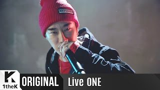 Download Live ONE(라이브원): San E(산이) Exclusive Live Performance! 'I Am Me' Video