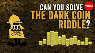 Download Can you solve the dark coin riddle? - Lisa Winer Video