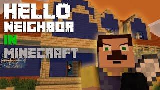 Download Hello Neighbor in Minecraft - Minecraft Animation Video